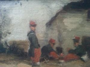 Léon Lehmann - Soldats